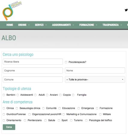 albo-psicologi-piemonte-screenshot