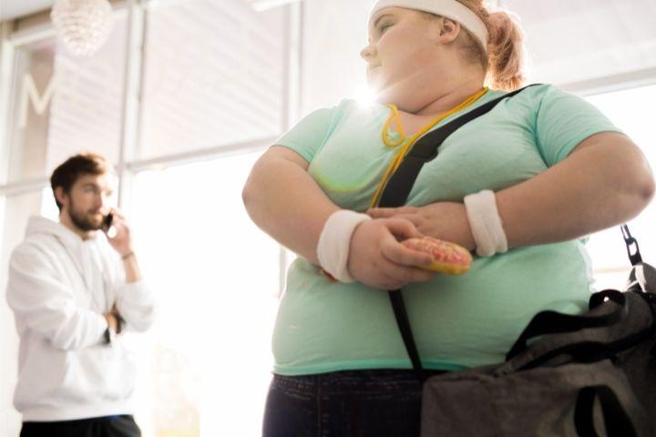 Rapporto tra obesità e sessualità