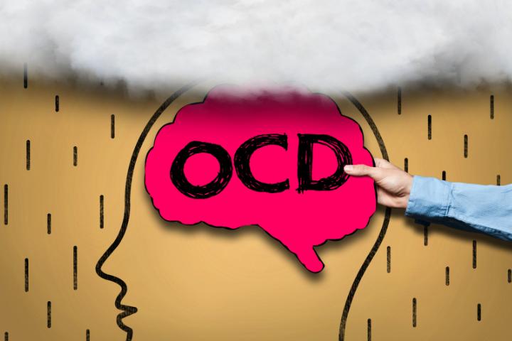 ocd o disturbo ossessivo compulsivo rappresentazione grafica