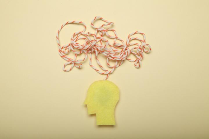 rappresentazione grafica della nevrosi ossessiva
